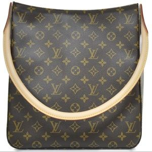Authentic Louis Vuitton tote